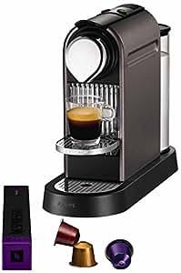 Krups YY1470FD Nespresso Citiz Titane