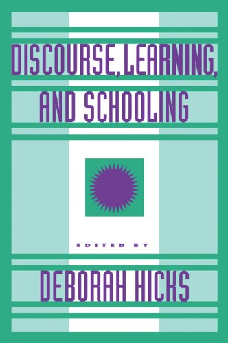Discourse, Learning, and Schooling