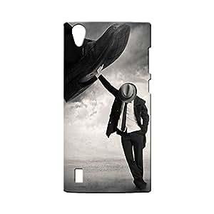 BLUEDIO Designer Printed Back case cover for VIVO Y15 / Y15S - G1416
