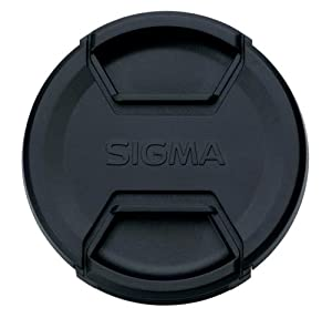 Sigma Lens-Front Cover LCF-82 II mm