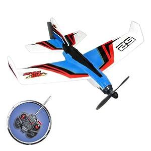 Air Hogs RC Sky Stunt Plane - Blue