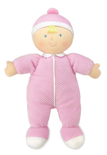 Baby Dolls: Baby Girl Doll, Pink By Kids Preferred front-309842