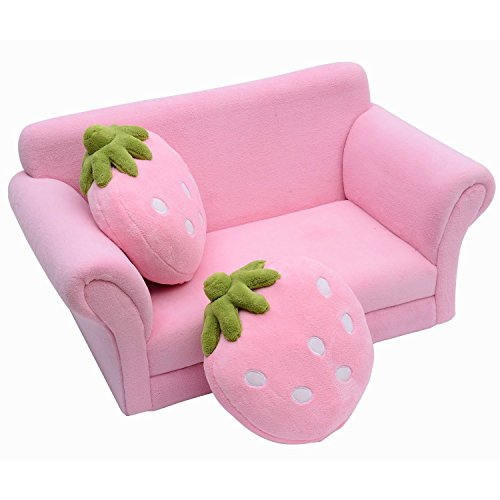 Homcom 55 0014 bambini per bambini singolo doppio - Couch kinderzimmer ...