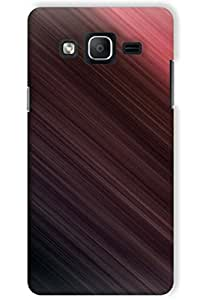 IndiaRangDe Case For Samsung Galaxy On7 G6000 Printed Back Cover