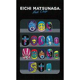 ウイングビート EICHI MATSUNAGA ネイルチップ Nー007