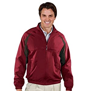 Monterey Club Mens Waterproof Contrast Jacket #1763 by Monterey Club