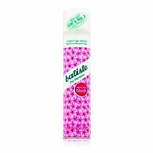 Batiste Dry Shampoo, Blush, 6.73 Fluid Ounce