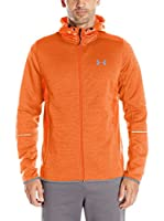 Under Armour Chaqueta Técnica Swacket Fz Hoodie (Naranja)