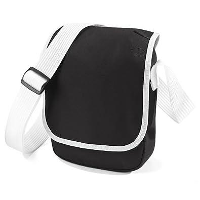 Bagbase Mini Reporter bag in Black