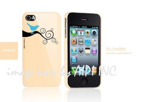 Universal Iphone 4 / 4S Case – Iro Twitter Bird