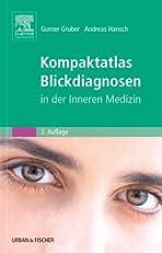 Kompaktatlas Blickdiagnosen: in der Inneren Medizin (German Edition)