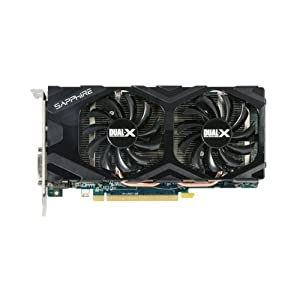 Sapphire Radeon HD 7850 2GB DDR5 HDMI/DVI-I/DVI-D/DP PCI-Express Graphics Card (11200-07-20G)