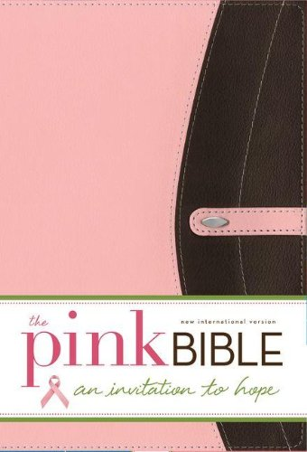 Pink Bible-NIV: An Invitation to Hope
