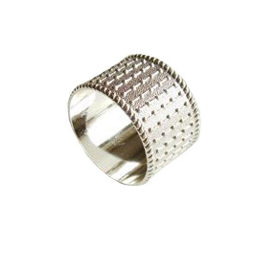QFL Accueil Accessoires/repas/Dîner tissu serviette anneau/serviette anneaux boucle d'anneau