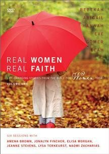 REAL WOMEN REAL FAITH VOL1 (DVD MOVIE) [Electronics] - 1