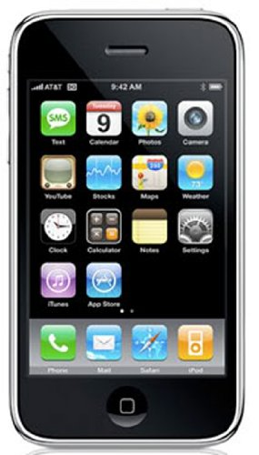 Apple Iphone 3Gs 16Gb (White) - At&T