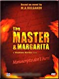 The Master and Margarita / Master i Margarita (3 DVD SET, ENGLISH SUBTITLES)