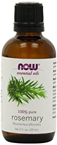 NOW Foods Rosemary Oil, 2 ounce