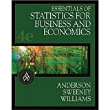 img - for Essentials of Statistics for Business and Economics: 4th (fourth) edition book / textbook / text book