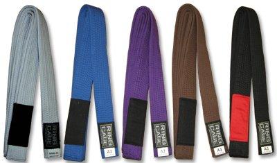 Jiu Jitsu Belt Sizes Brazilian Jiu Jitsu Belt With