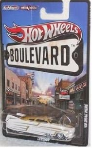 Hot Wheels 2012, Boulevard '49 Drag Merc, Legends. 1:64 Scale Die Cast. - 1