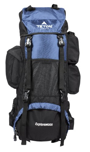 TETON Sports Explorer Internal Frame Backpack