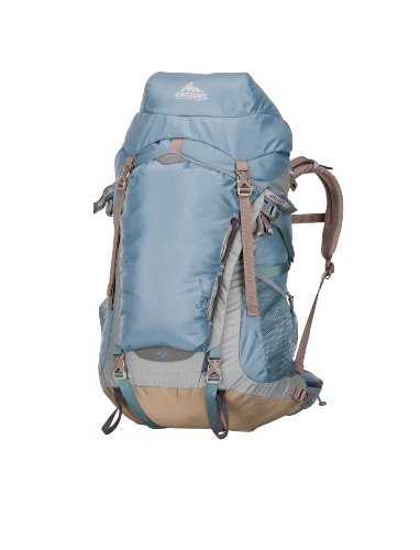 B005EM8RMM Gregory Sage 35 Backpack, Tule Blue, X-Small