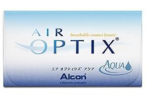 Air Optix Aqua Monatslinsen weich, 6 Stück / BC 8.6 mm / DIA 14.2 / -1,50 Dioptrien