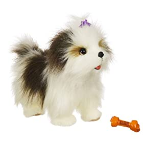 FurReal Friends Lil Patter Pup - Shih-Tsu