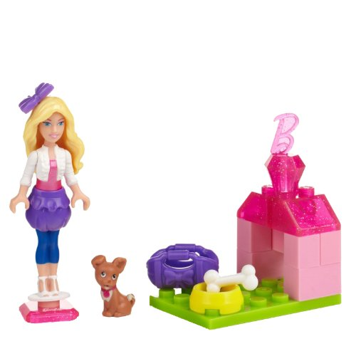 Mega Bloks Barbie Puppy Pals