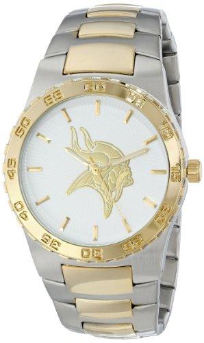 "Game Time Men'S Nfl-Exe-Min ""Executive"" Watch - Minnesota Vikings front-638745"