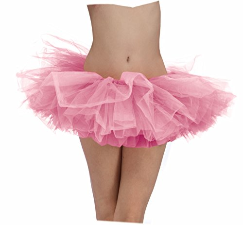 Pink Adult Tutu Ace Ventura Shady Acres Mental Institution Ballerina Costume