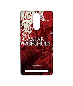 Valar Morghulis - Sublime Case for Lenovo K5 Note