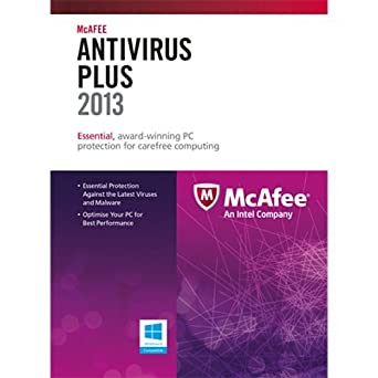 AntiVirus Plus 2013 - 3 PC / 12 Month [Download]