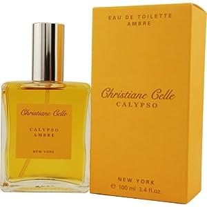 Calypso Ambre Christiane Celle Eau De Toilette Spray for Women, 3.4 Ounce