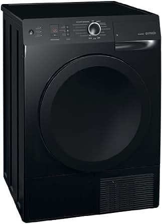 gorenje d7565nb kondenstrockner a 7 kg twinair luftf hrungssystem bettw sche xxl. Black Bedroom Furniture Sets. Home Design Ideas