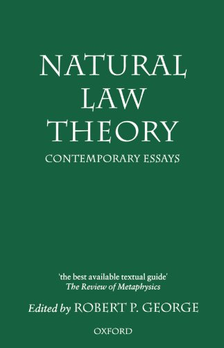 essays on natural law theory