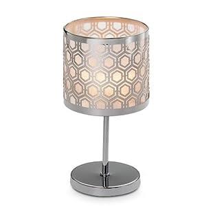 PartyLite Enchanted Silver Mini Votive Lamp