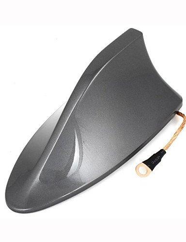 kunststoff-haifischflosse-design-haftgrund-dach-dekorative-antenne-16cm-lang-fur-toyota-rav4-white