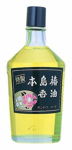 本島椿 椿香油(特定品)大 170ml