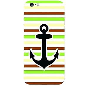 Skin4gadgets Anchor in beautiful Neapolitan Pattern 18 Phone Skin for APPLE IPHONE 6S PLUS