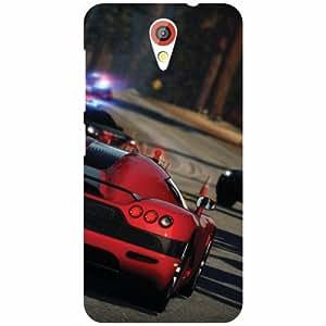 HTC Desire 620G Back Cover - Drive Designer Cases
