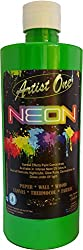 Artist One Neon (Fluorescent Green 500ml)