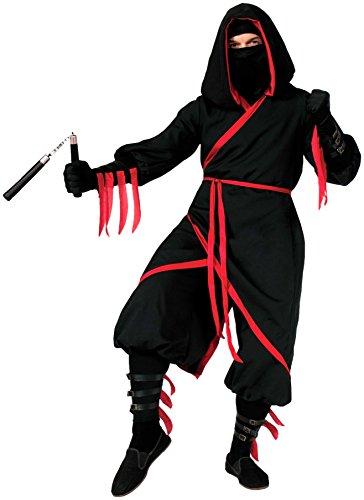 Men's Rogue Ninja Costume,