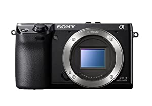 Sony NEX-7 24.3 MP Compact Interchangeable Lens Camera - Body Only