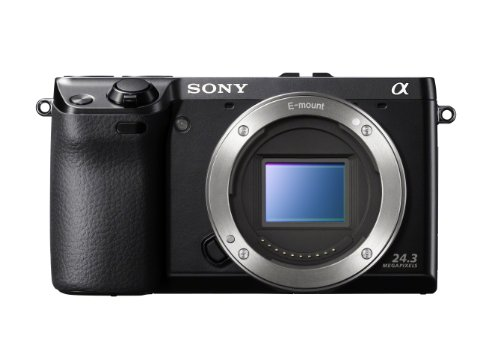 Sony NEX-7 24.3 MP Compact Interchangeable Lens