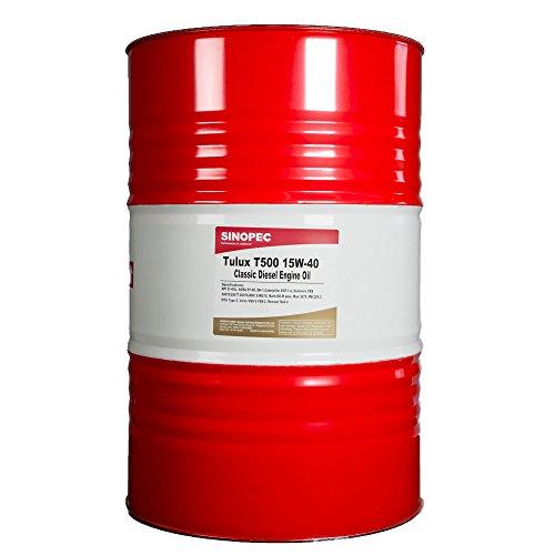 sinopec-15w40-classic-diesel-engine-oil-55-gallon-drum