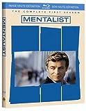 The Mentalist, saison 1 (blu-ray)