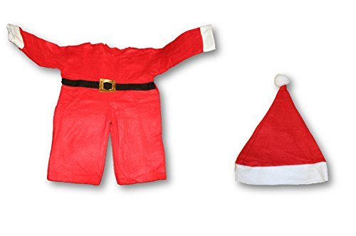 Toddler Two Piece Christmas Suit (Boys)