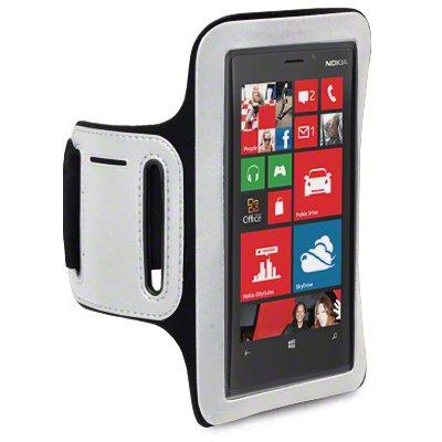 Nokia Lumia 920 Armband By Shocksock - Black (007-001-004) from SHOCKSOCK
